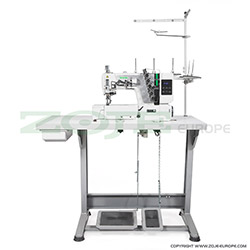 3-needle, 5-thread Interlock for light and medium sewing - complete sewing machine
